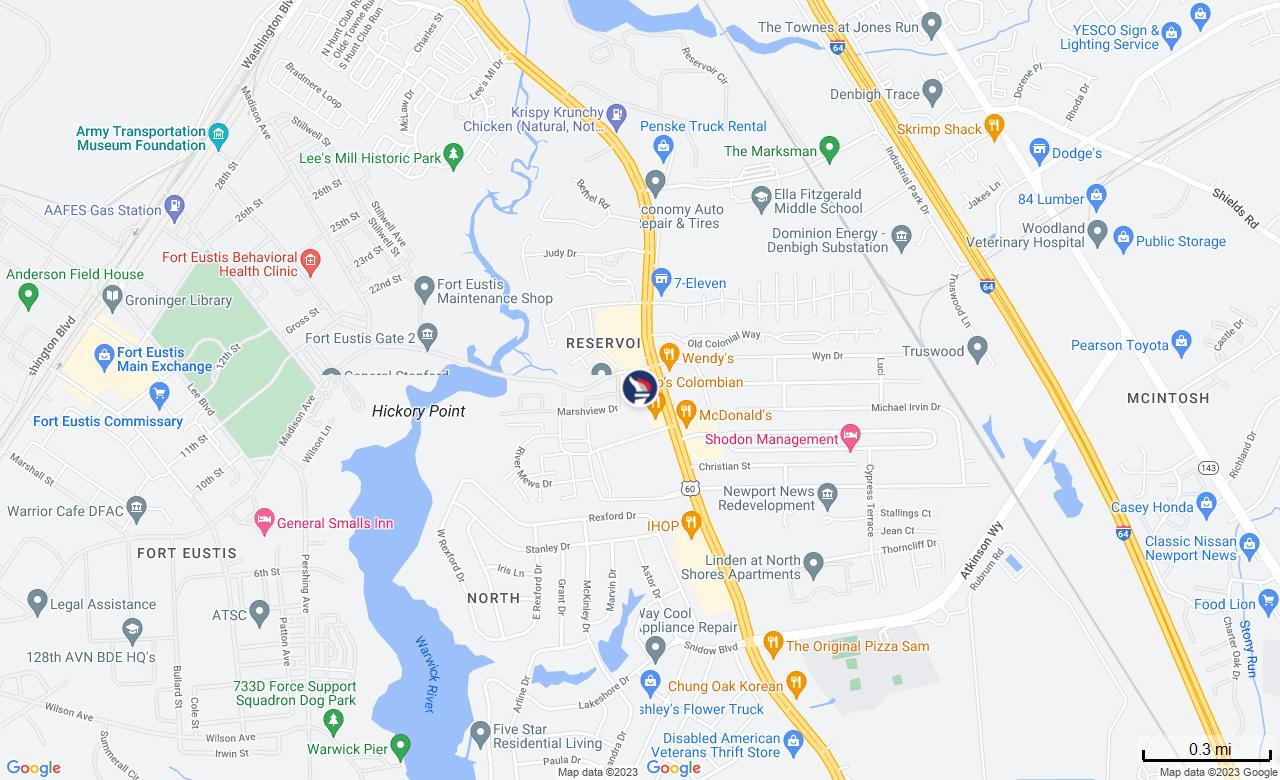 Liberty Tax® - VA - Warwick location