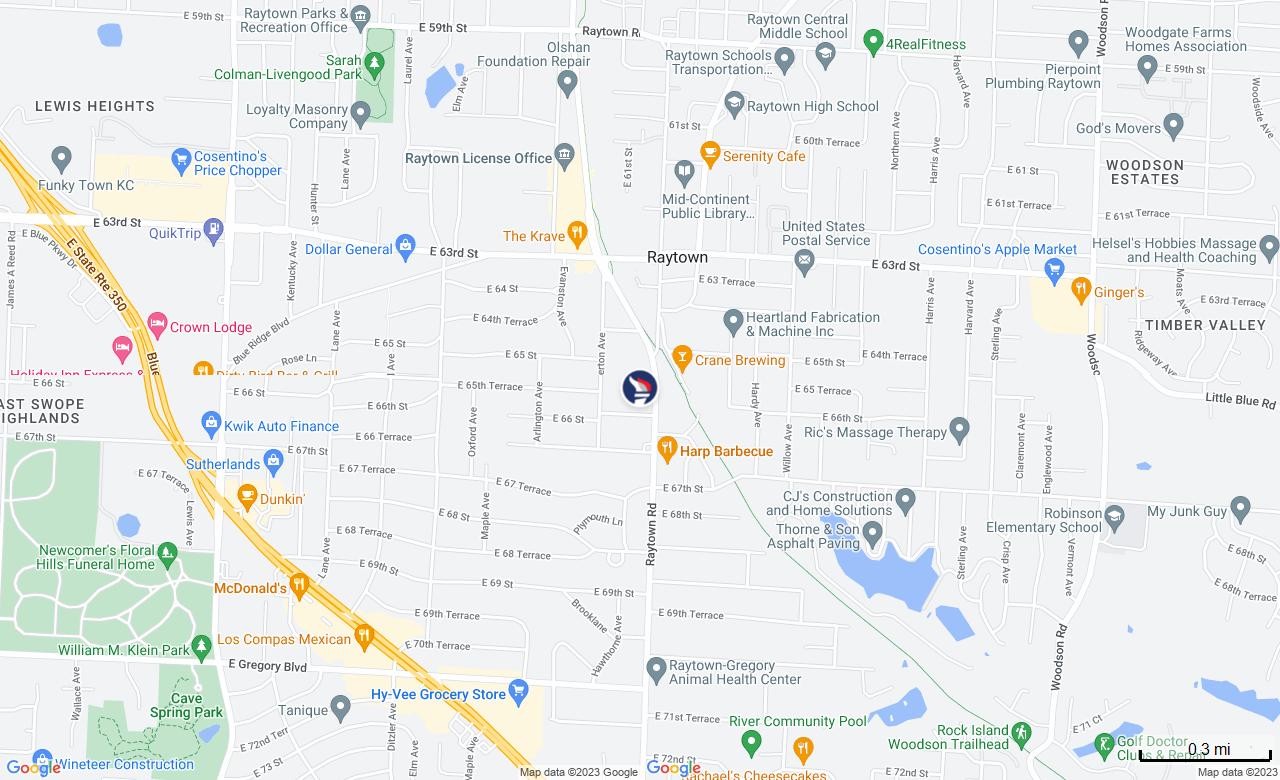 Liberty Tax® - KC - Raytown, MO location