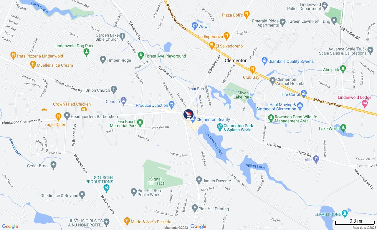Liberty Tax® - Clementon NJ location