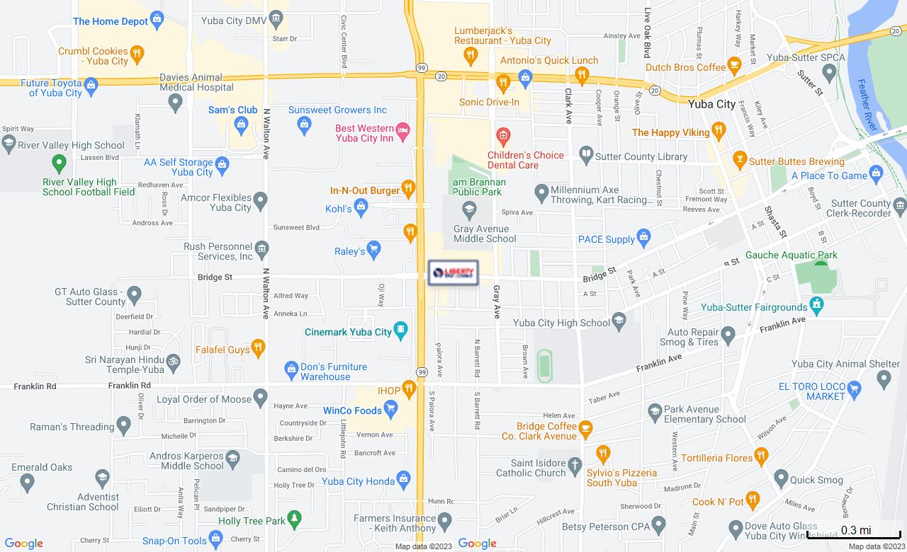 Liberty Tax® - Libert Tax Yuba City location