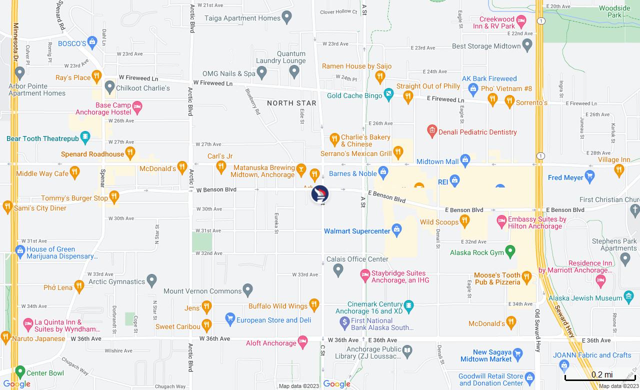 Liberty Tax® - AK-Anchorage/Midtown location