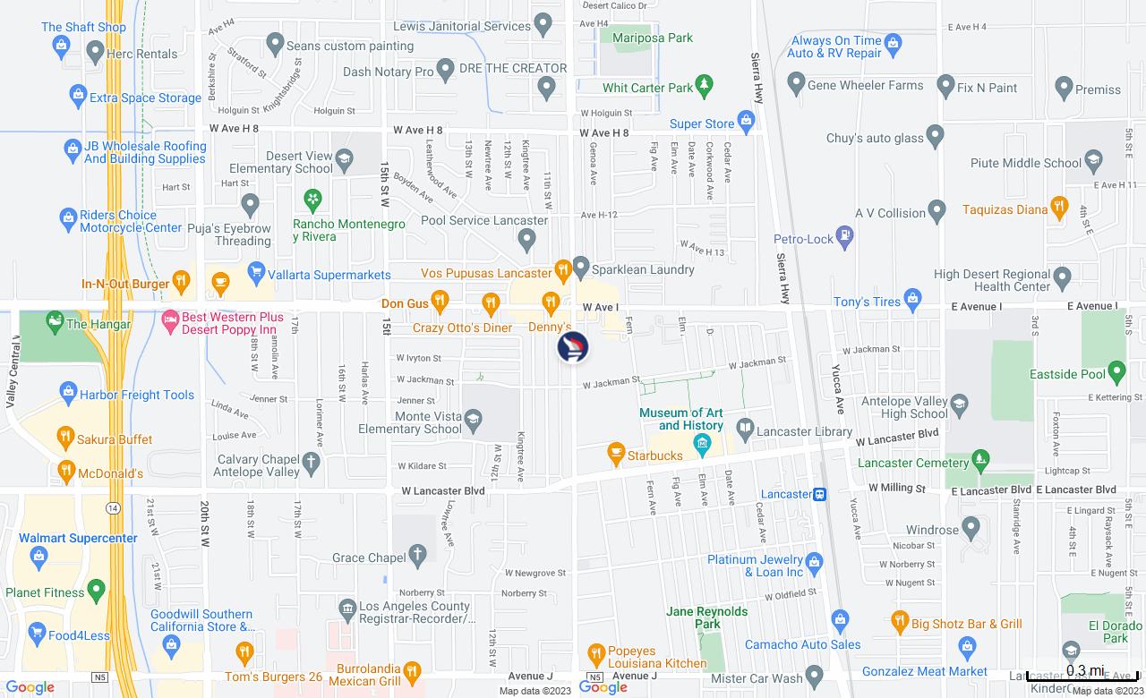 Liberty Tax® - CA-Lancaster/10th St W location